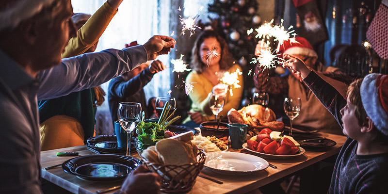 Das Perfekte Weihnachtsmenü.Das Perfekte Exotische Weihnachtsmenü